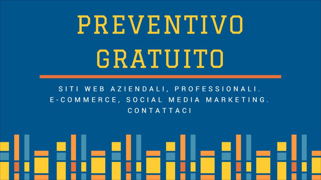 Contatta Social Media Siti Web a Fano e Pesaro