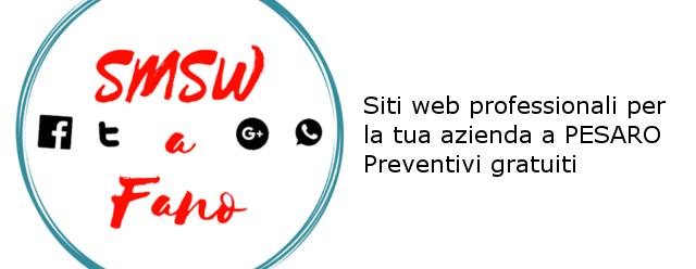 Creazione siti web aziendali a Pesaro