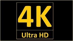I trend del 2017 sul web, i Live Video ed il 4K UltraHD