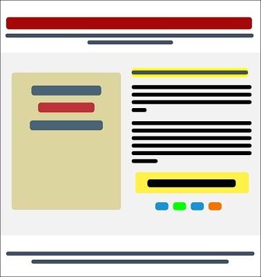 Creazione Landing page Web Agency a Fano