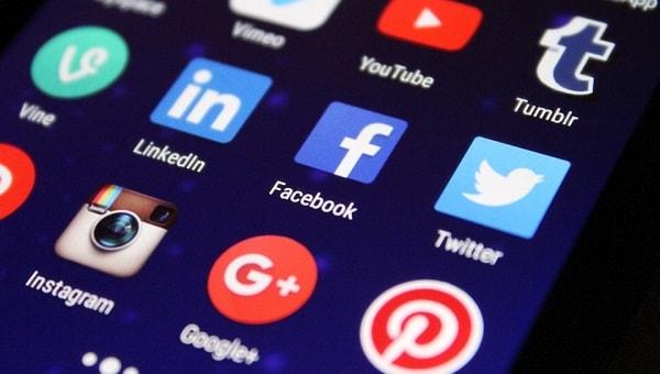Loghi vettoriali Social Network