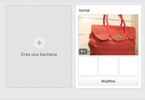 ottimizzare profilo Pinterest aziendale