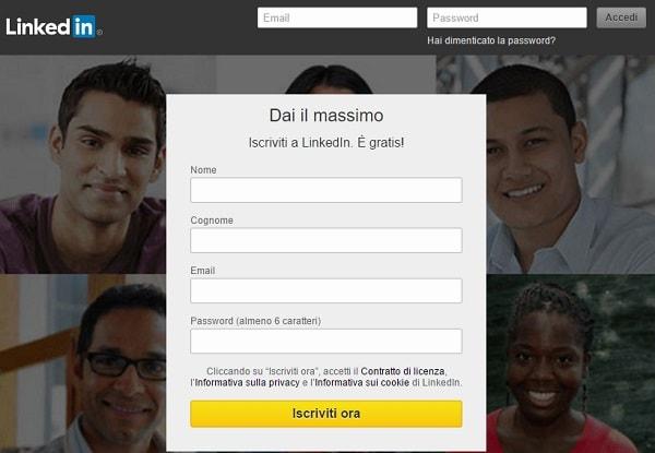 Come creare una pagina Linkedin aziendale