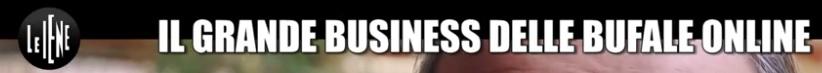 il business delle bufale online