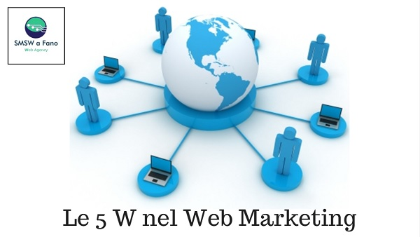 la-regola-5-w-web-marketing