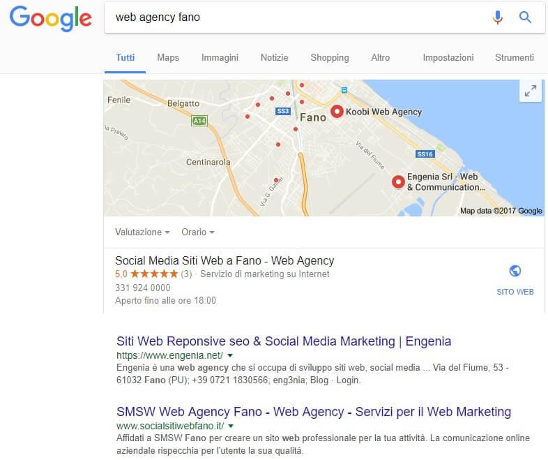 ricerca-google-web-agency-fano